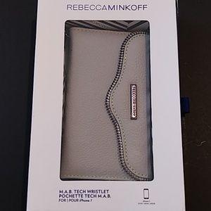 Rebecca Minkoff Accessories - Rebecca Minkoff M.A.B. Tech Wristlet Pochette